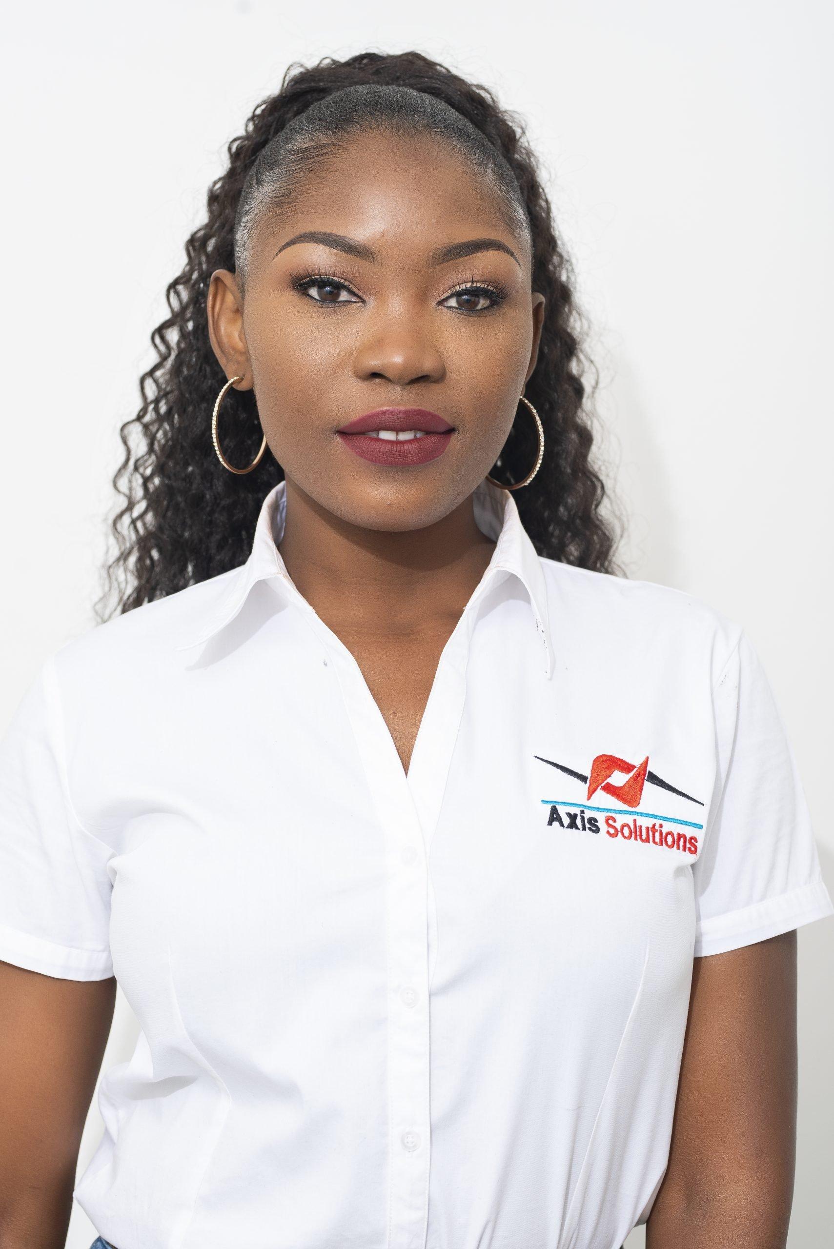 Eunice Muyunda - Sales and Administration